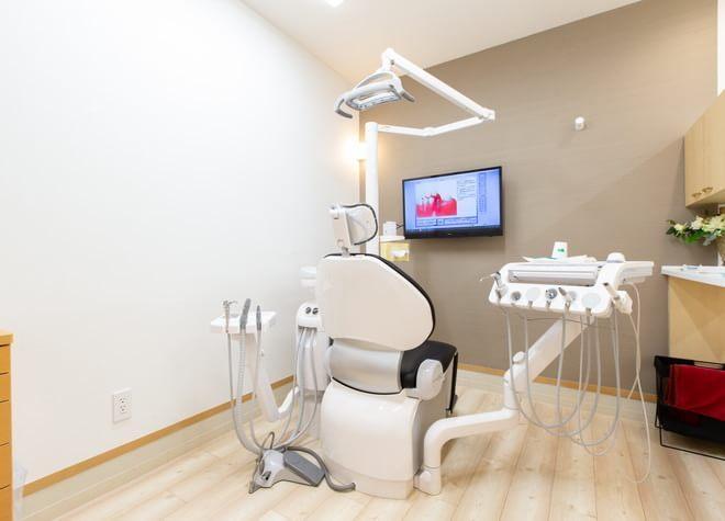 豪徳寺駅 出入口徒歩 1分 豪徳寺ウェル歯科の治療台写真2