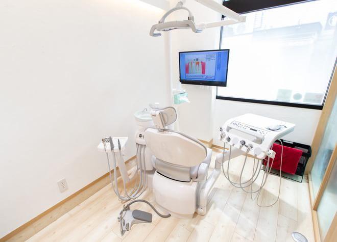 豪徳寺駅 出入口徒歩 1分 豪徳寺ウェル歯科の治療台写真3