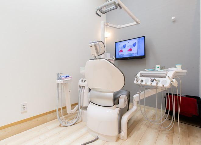 豪徳寺駅 出入口徒歩 1分 豪徳寺ウェル歯科の治療台写真4
