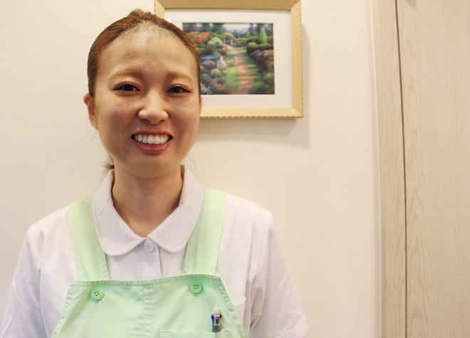 浜松町駅 南口徒歩 2分 ルカ歯科医院のスタッフ写真4