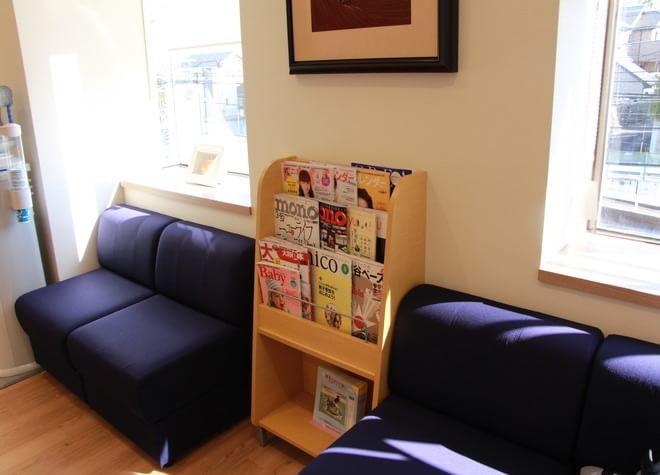 大和駅(神奈川県) 出入口1徒歩 10分 深見台歯科クリニックの院内写真2