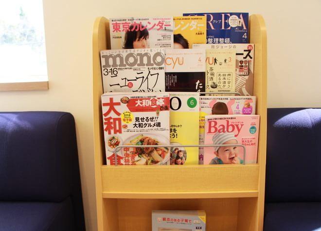 大和駅(神奈川県) 出入口1徒歩 10分 深見台歯科クリニックの院内写真3
