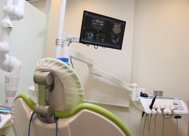 大和駅(神奈川県) 出入口1徒歩 10分 深見台歯科クリニックの治療台写真2