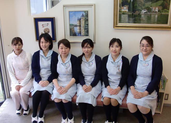 桃谷駅 出口徒歩1分 岡歯科医院のスタッフ写真2