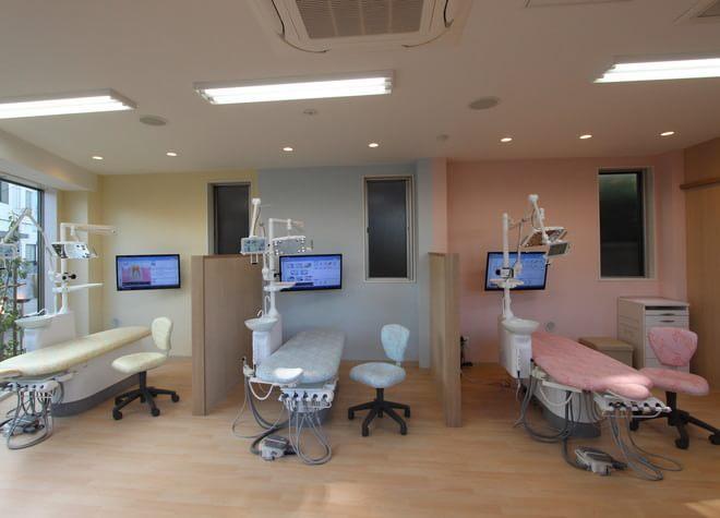 七里駅 出口徒歩 15分 七里ファミリー歯科・矯正歯科の治療台写真7