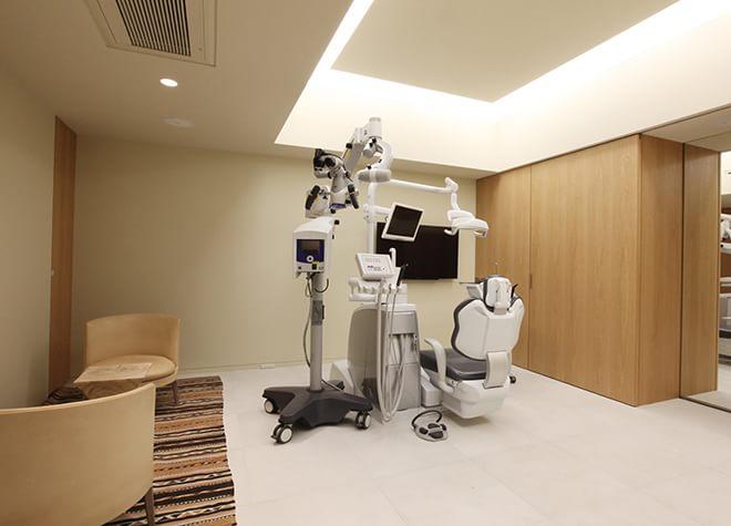 立川駅 北口徒歩 3分 セントラル歯科医院の院内写真5