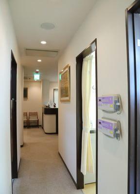 三ノ宮駅 中央口徒歩5分 船曳歯科クリニックの院内写真4