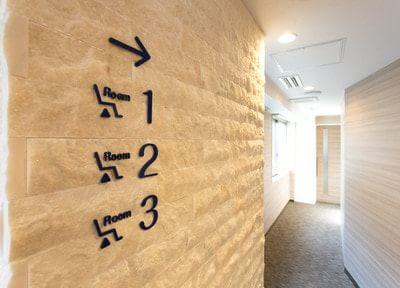高田馬場駅 JR戸山口徒歩 1分 デンタルケアステーション 高田馬場歯科の院内写真5