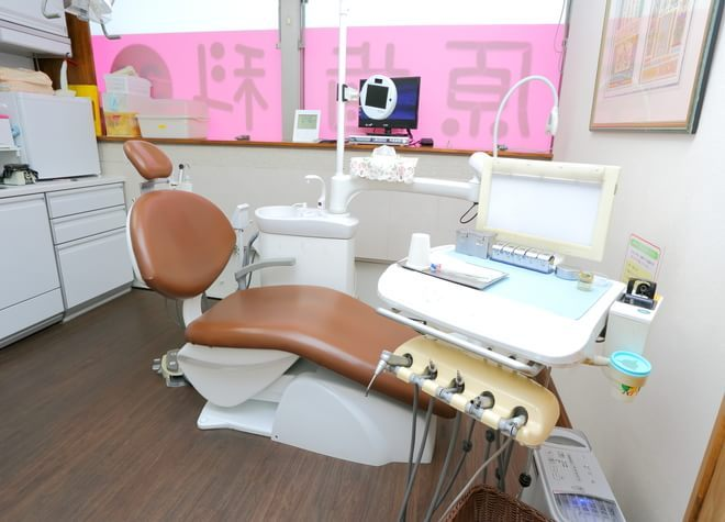 秋葉原駅 昭和通り口徒歩 1分 秋葉原歯科の治療台写真2