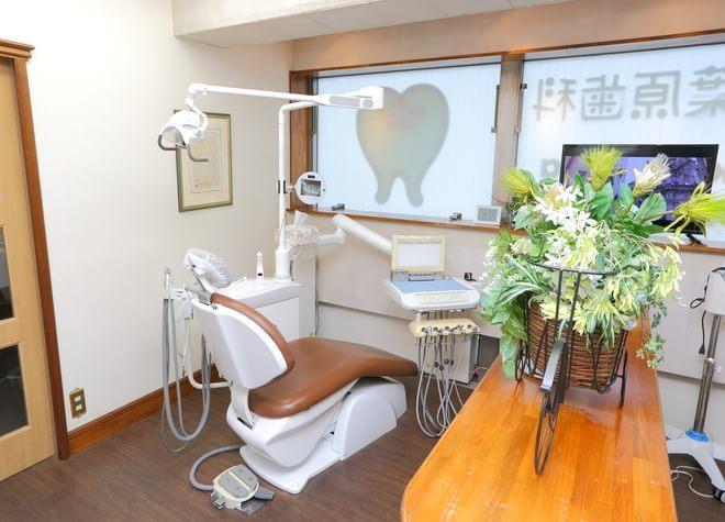 秋葉原駅 昭和通り口徒歩 1分 秋葉原歯科の治療台写真3