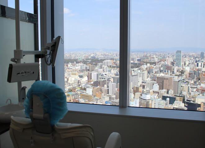 名古屋駅 桜通口徒歩0分  ゲートタワースワン歯科・矯正歯科の治療台写真5