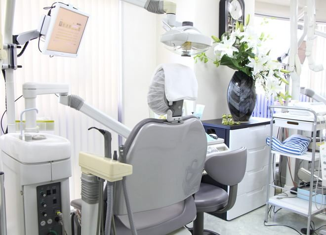 久地駅 出口徒歩 3分 大久保歯科医院 医療法人 慈愛会の診療室写真4