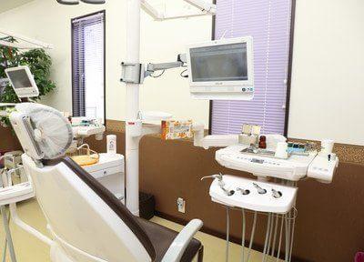 東松山駅 西口徒歩 4分 くるみ歯科医院の院内写真5