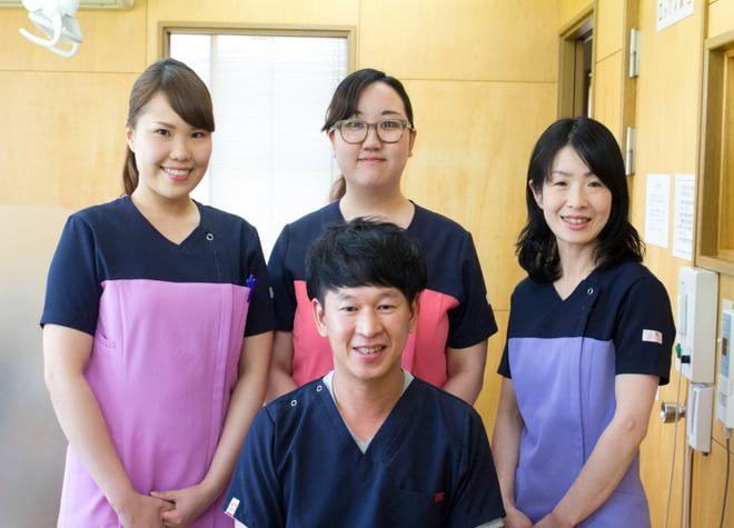 郡山駅(福島県) 出入口車10分 ゆきあい歯科クリニックのスタッフ写真1