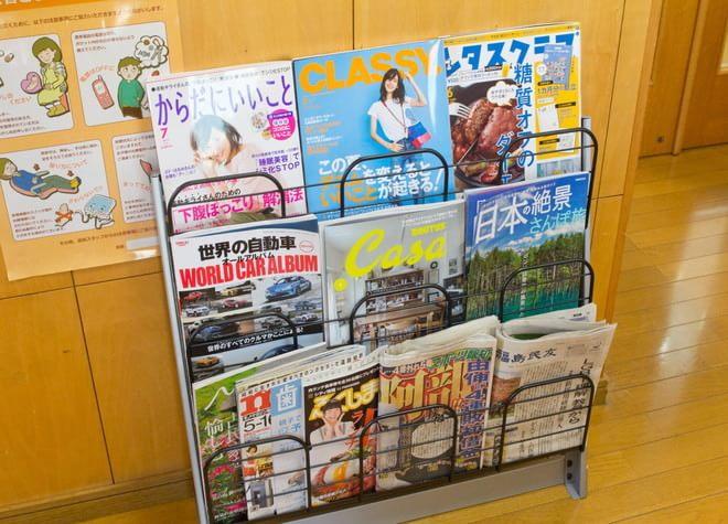 郡山駅(福島県) 出入口車10分 ゆきあい歯科クリニックの院内写真6