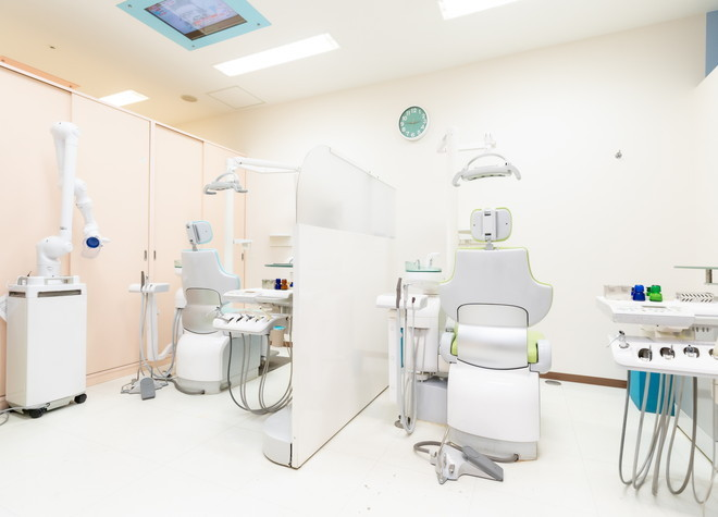 武蔵境駅 南口徒歩1分 武蔵境駅前歯科の写真3