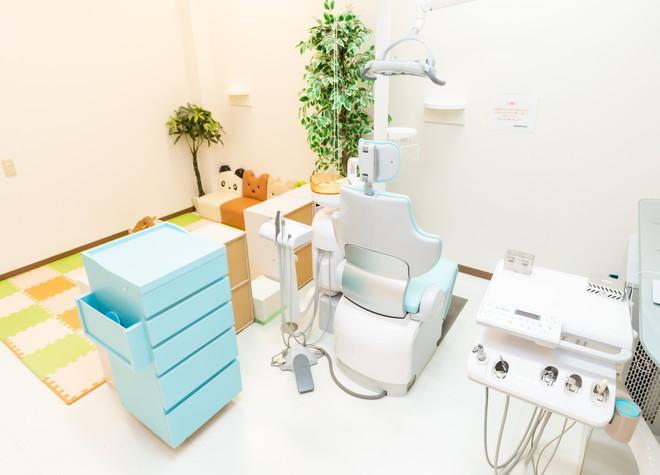 武蔵境駅 南口徒歩1分 武蔵境駅前歯科の治療台写真5