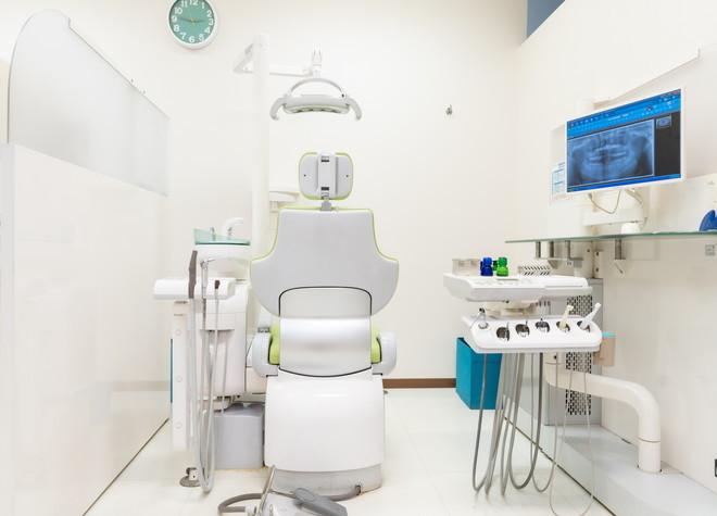 武蔵境駅 南口徒歩1分 武蔵境駅前歯科の治療台写真7