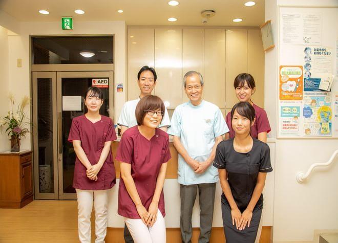 中電前駅 出口徒歩 3分 津田歯科医院写真1