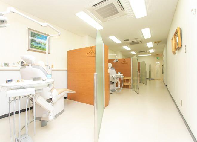 中電前駅 出口徒歩 3分 津田歯科医院の治療台写真5