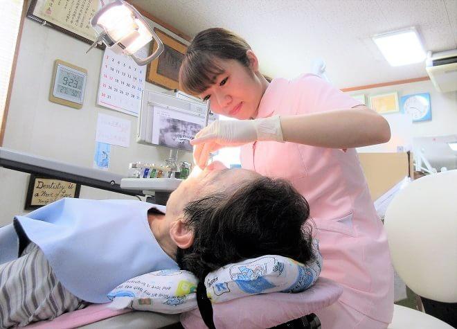 【浜松市:浜北駅 徒歩6分】 中野歯科医院のスタッフ写真4