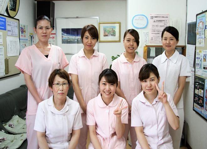 【浜松市:浜北駅 徒歩6分】 中野歯科医院のスタッフ写真2