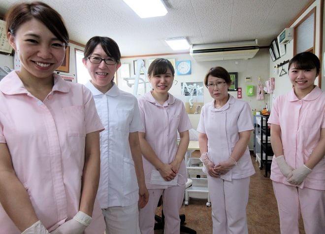 【浜松市:浜北駅 徒歩6分】 中野歯科医院のスタッフ写真3