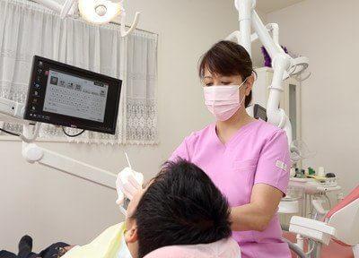 横浜駅(横浜市営) 9番出口徒歩 13分 浅間台歯科医院のスタッフ写真3
