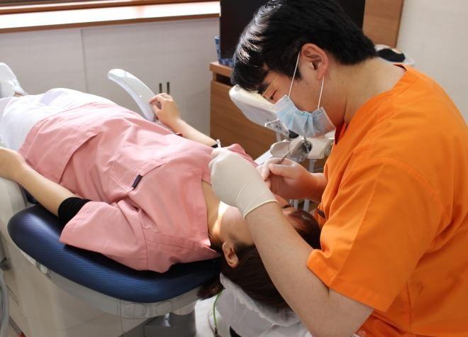 表面麻酔と注射の打ち方で、痛みを減らす!