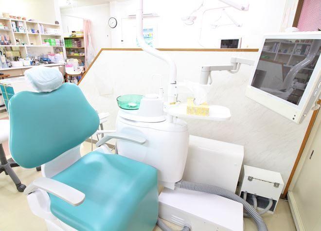 掛川駅 車10分 戸塚歯科の治療台写真5