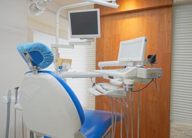 赤羽駅 東口徒歩 2分 ながぬま歯科医院の治療台写真2