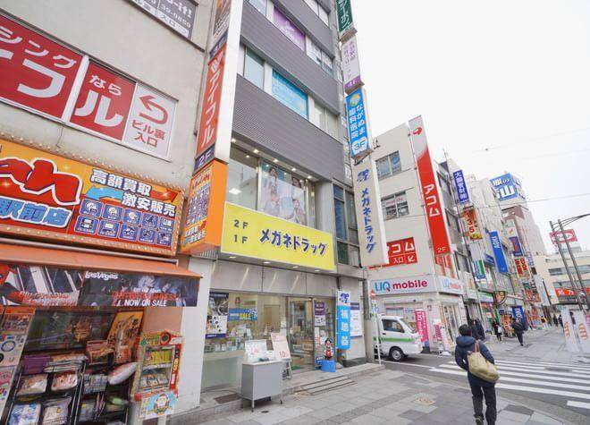 赤羽駅 東口徒歩 2分 ながぬま歯科医院の外観写真5