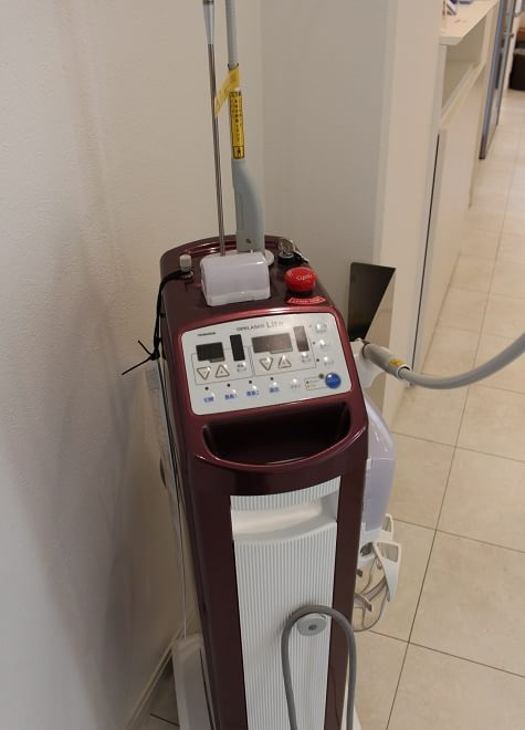 CO2レーザーを導入!患者さんの負担を抑えた治療