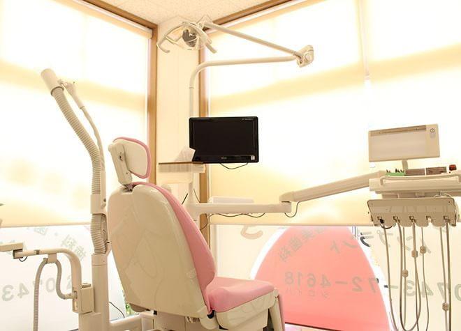 一分駅 出口車 6分 さつき台歯科クリニックの院内写真6