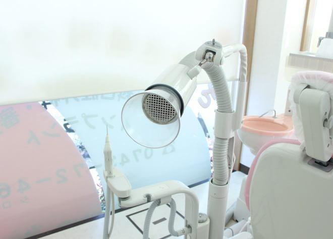 一分駅 出口車 6分 さつき台歯科クリニックの院内写真7