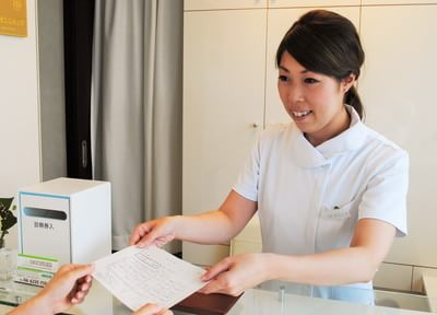 野田阪神駅 4番出口徒歩7分 森本歯科医院のスタッフ写真1