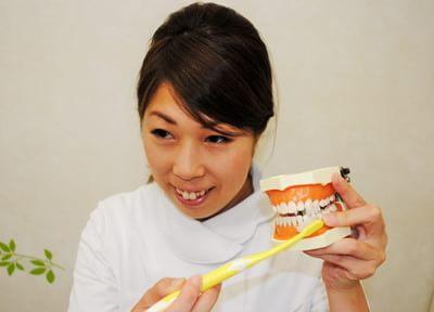 野田阪神駅 4番出口徒歩7分 森本歯科医院のスタッフ写真4
