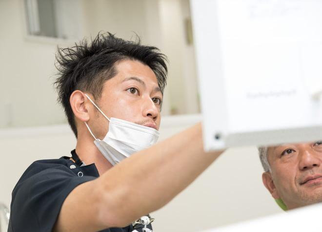 大山駅(東京都) 南口徒歩 5分 ミント歯科クリニック大山のスタッフ写真4