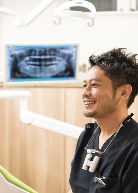 大山駅(東京都) 南口徒歩 5分 ミント歯科クリニック大山のスタッフ写真7