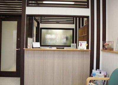 浅草駅 バス5分 あさくさ歯科の院内写真2