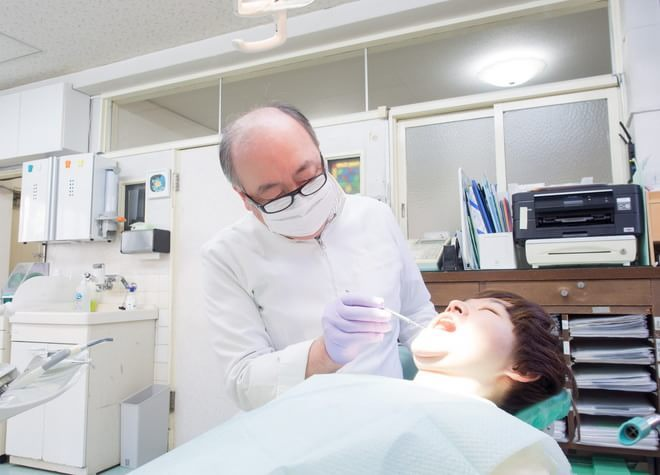 下北沢駅 南西口徒歩8分 愛生歯科写真2