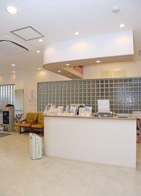 茨木市駅 西口徒歩 4分 みよし歯科クリニックの院内写真2