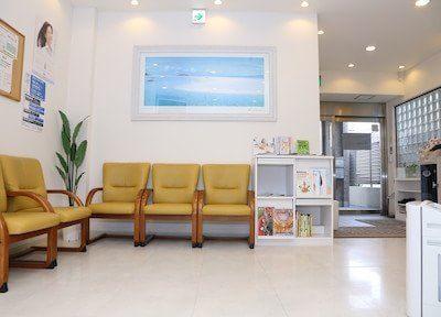 茨木市駅 西口徒歩 4分 みよし歯科クリニックの院内写真4