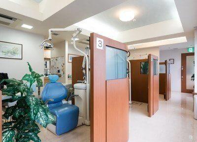 東比恵駅2番出口 徒歩2分 はたの歯科医院の院内写真2