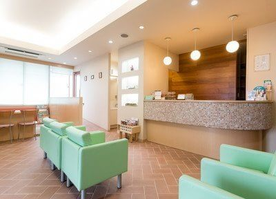 東比恵駅2番出口 徒歩2分 はたの歯科医院の院内写真5