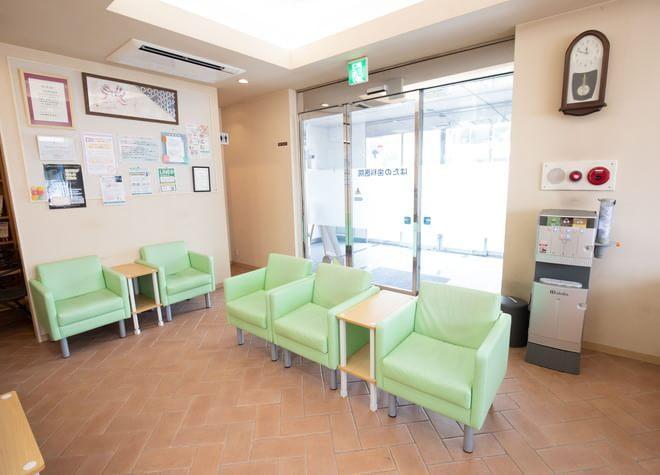 東比恵駅2番出口 徒歩2分 はたの歯科医院の院内写真6