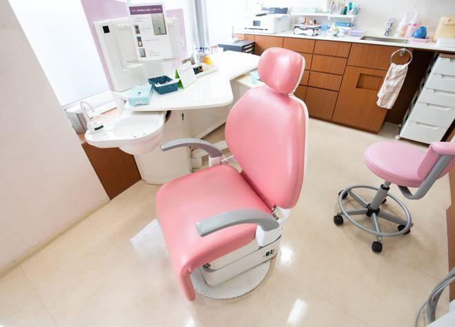 東比恵駅2番出口 徒歩2分 はたの歯科医院の治療台写真4