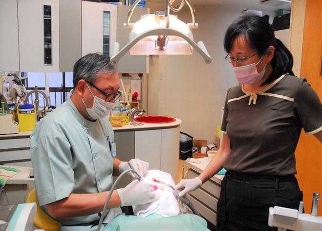 三谷歯科診療所のスライダー画像4