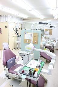 高野駅(東京都) 西口徒歩3分 前原歯科クリニックの院内写真7