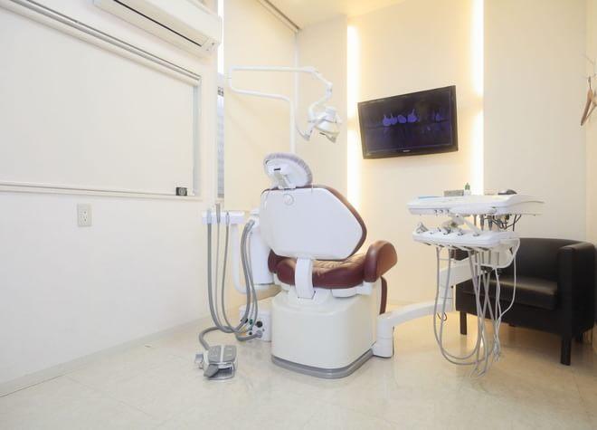 川越駅 車10分 ムライ歯科クリニックの治療台写真2